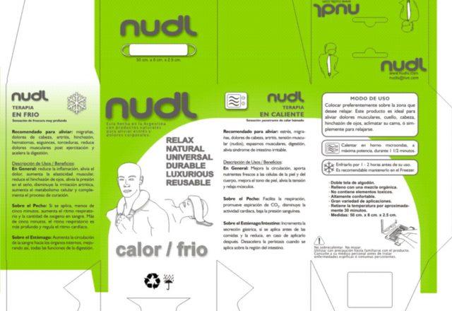 Nudl BoX-2color